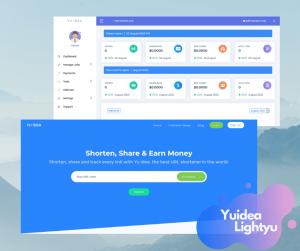 lightyu adlinkfly theme